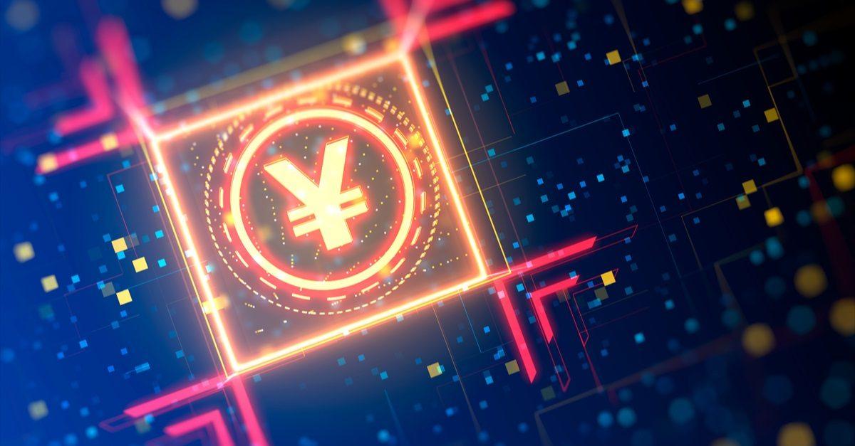 Digitální yuan 2020