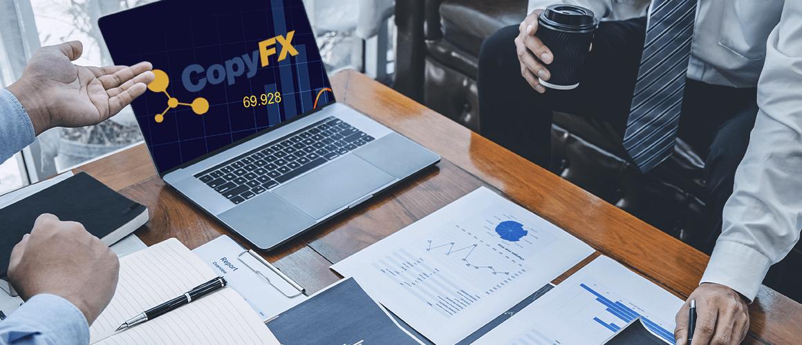 Kopírování Obchodů na CopyFX a Výběr traderů