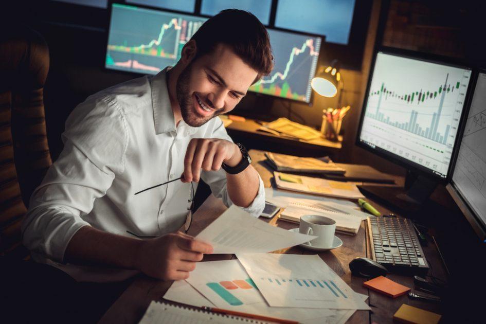 Obchodování na Forexu jako hlavní Zdroj příjmů