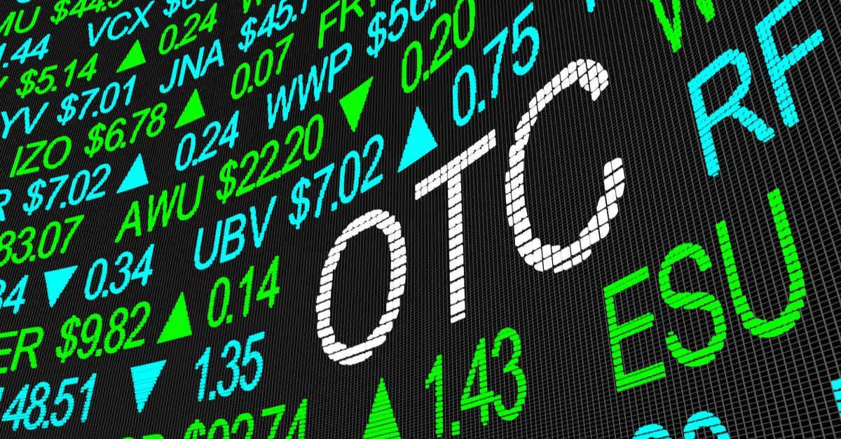 Obchodování s OTC akciemi