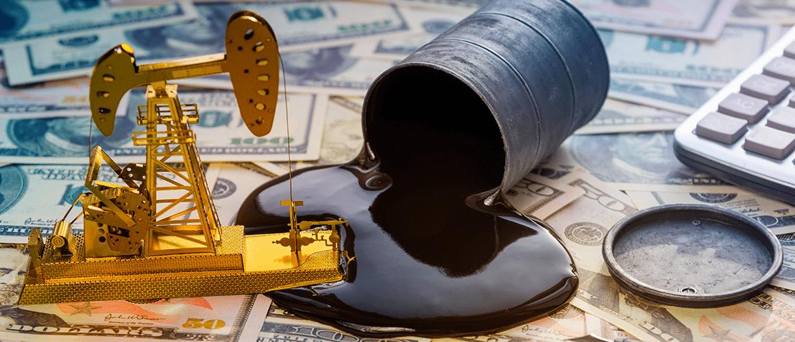 Cena ropy na burze: Nejméně jasná investice v březnu 2020