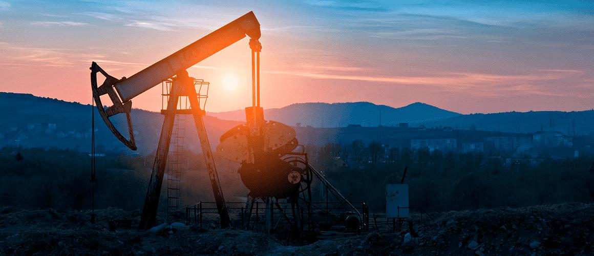 Cena ropy na burze