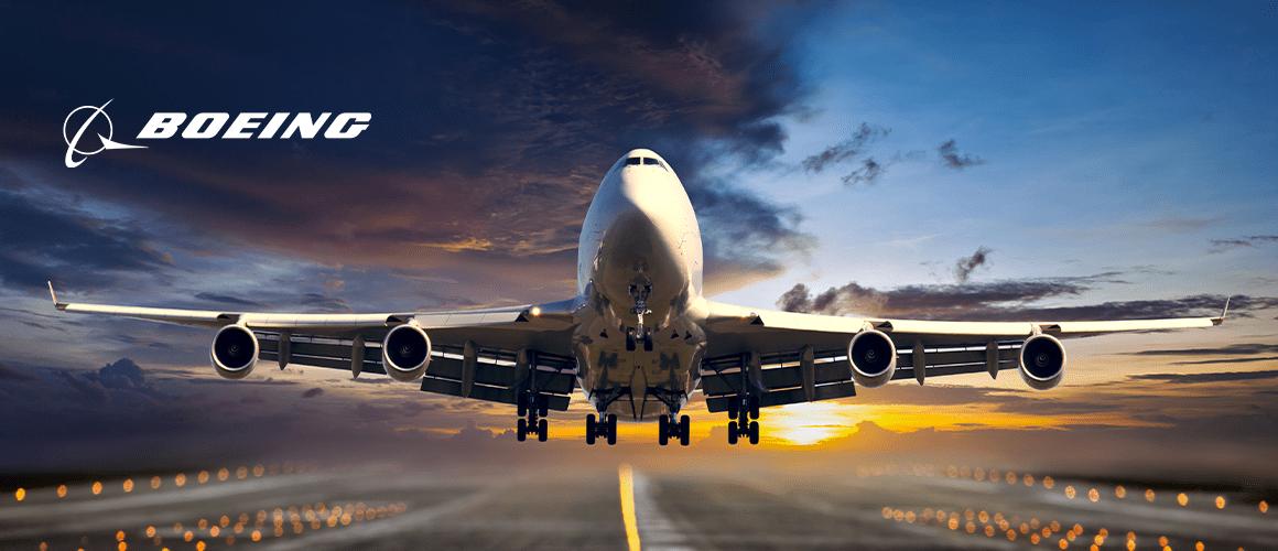 Akcie Boeing (BA) akumulují Růstový potenciál