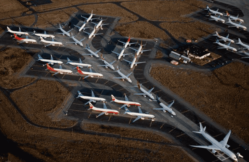 Nové modely Boeing