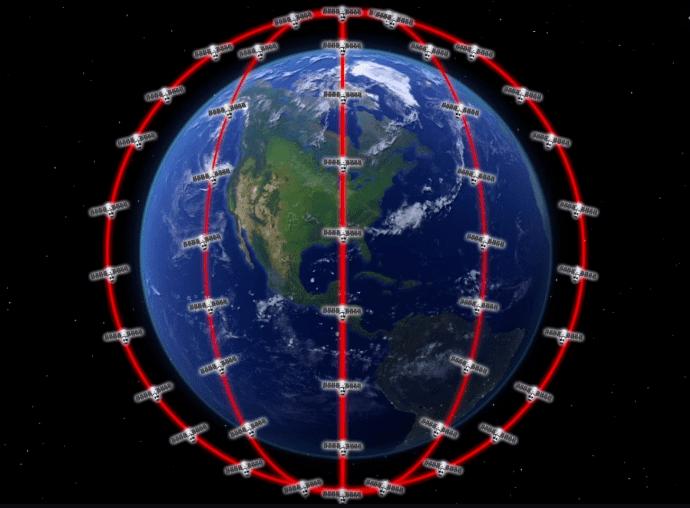 SpaceX a projekt Starlink