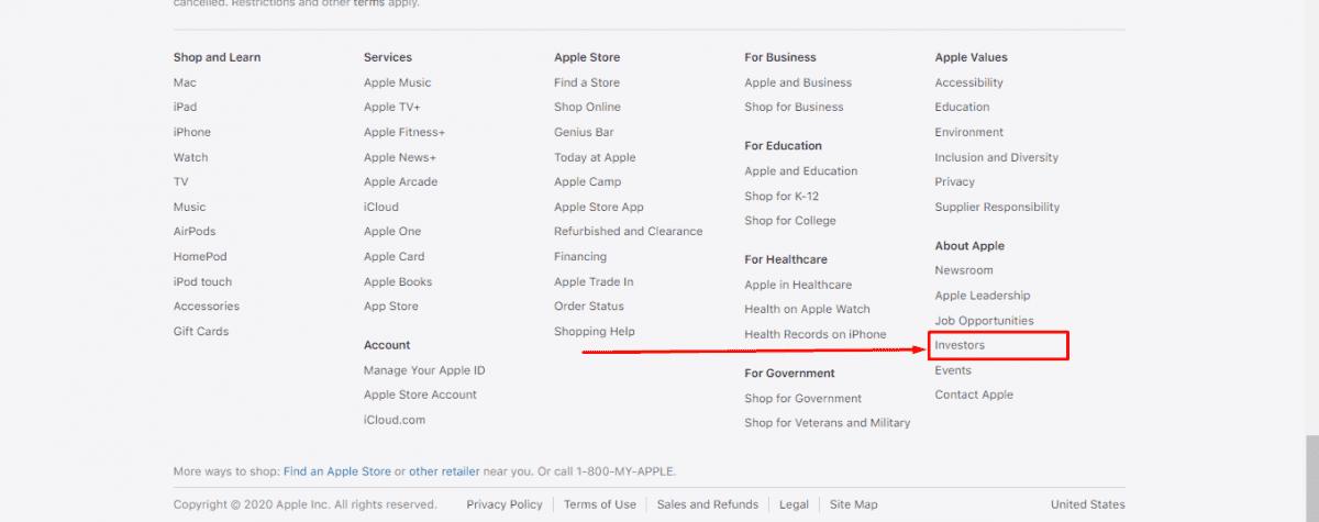 Fundamentální analýza akcií - formulář 10-K