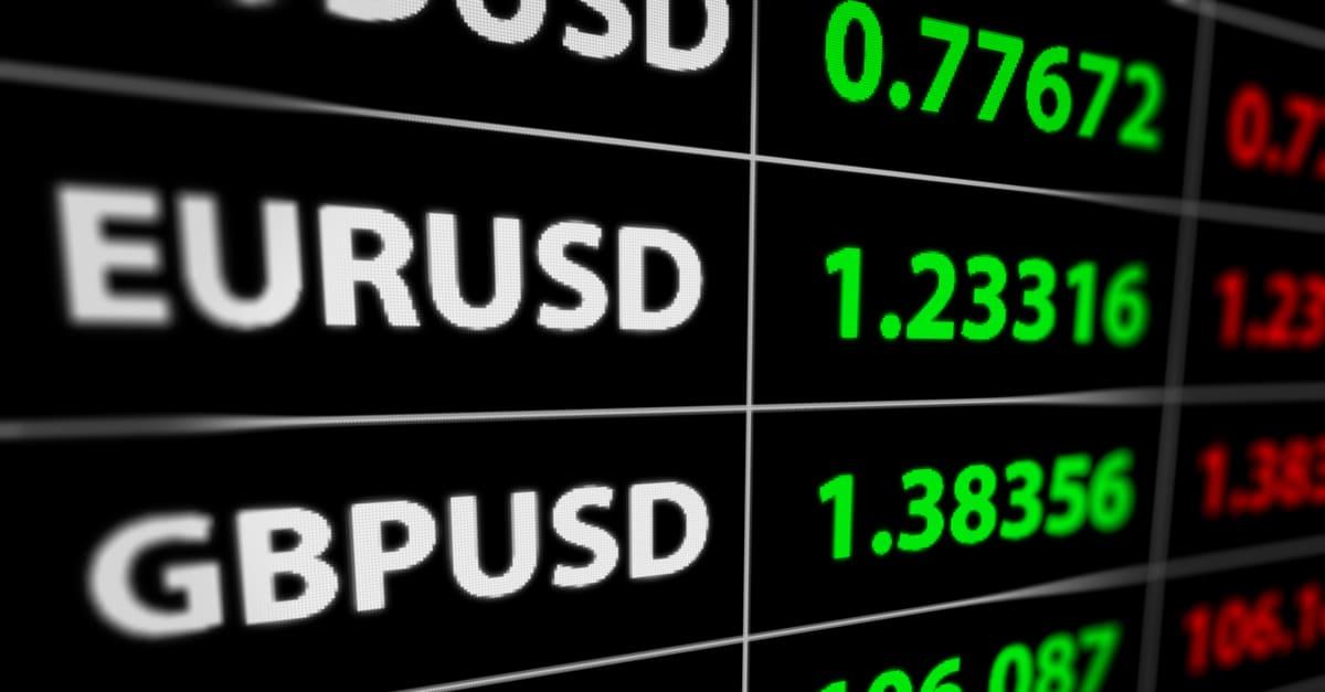 Faktory které ovlivňují forex kurz USD EUR