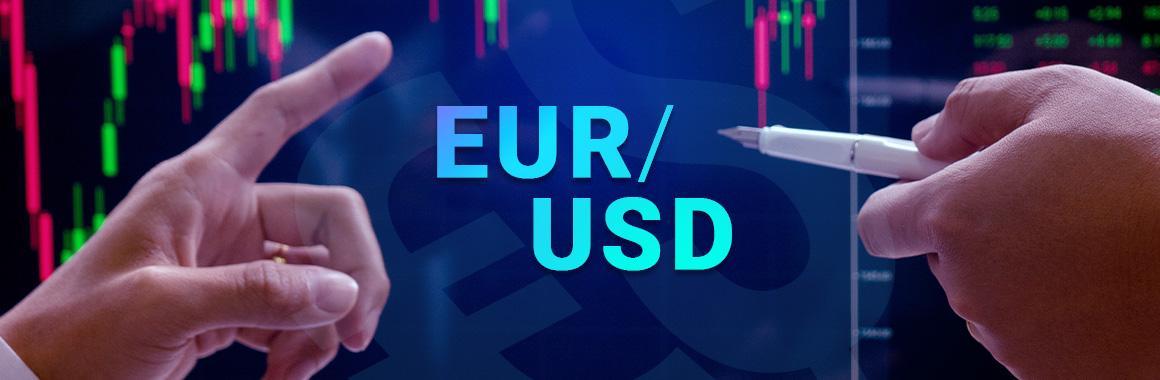 Obchodování EUR/USD - charakteristika, faktory, strategie
