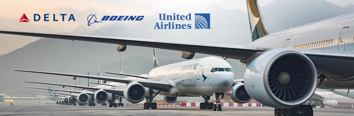 Investice do Leteckých společností (2021): Rizika rostou