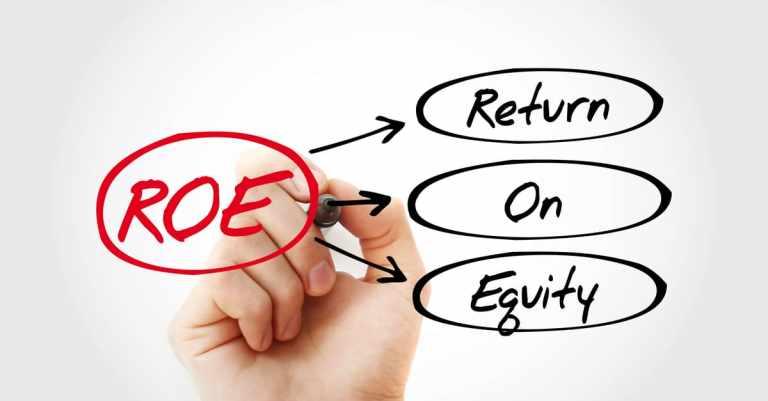 Ukazatel navratnost kapitalu (ROE)