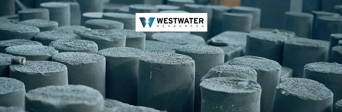 Westwater Resources Inc (WWR) - Investice do těžby Grafitu