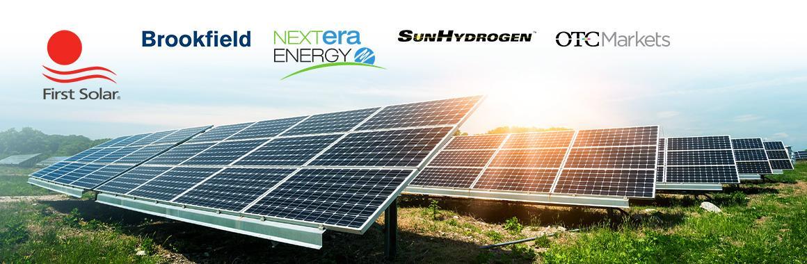 Výběr akcií pro Investice do Solární energie