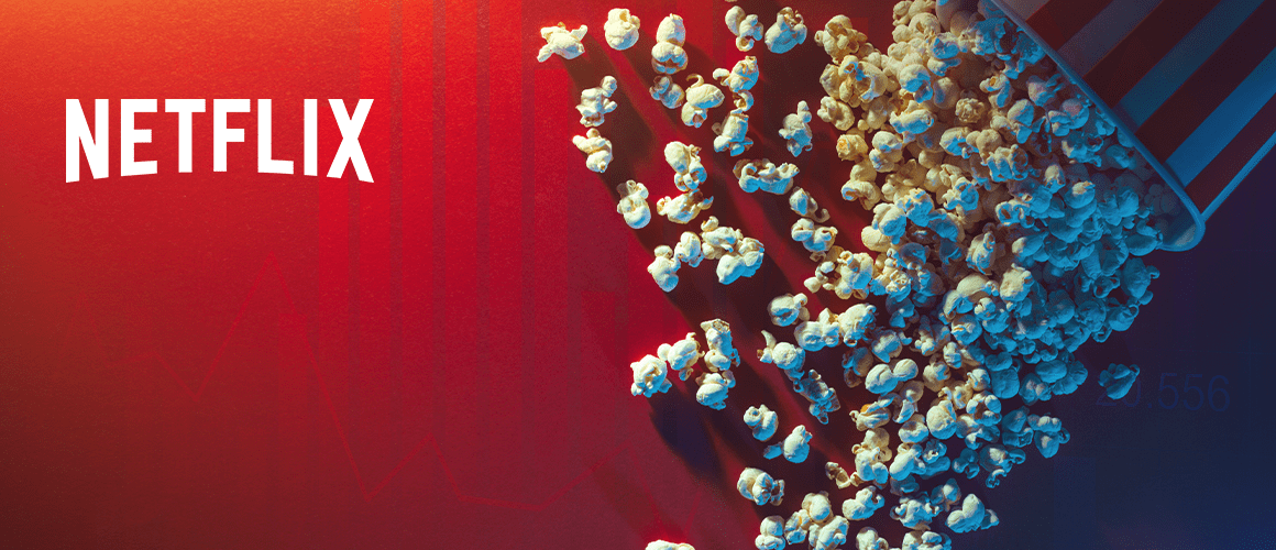 Аналитика акций Netflix