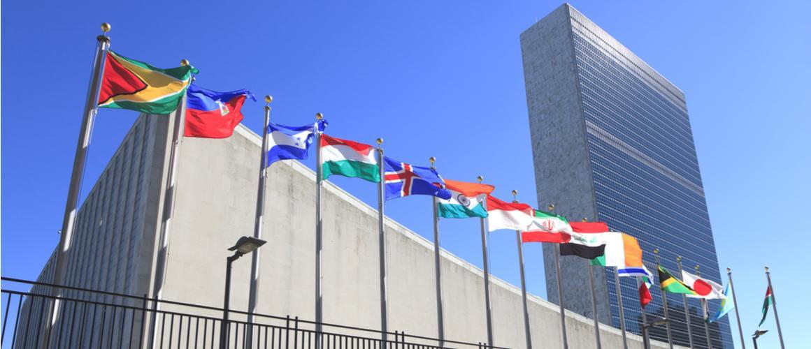 Ассамблея ООН: на арене США и Франция