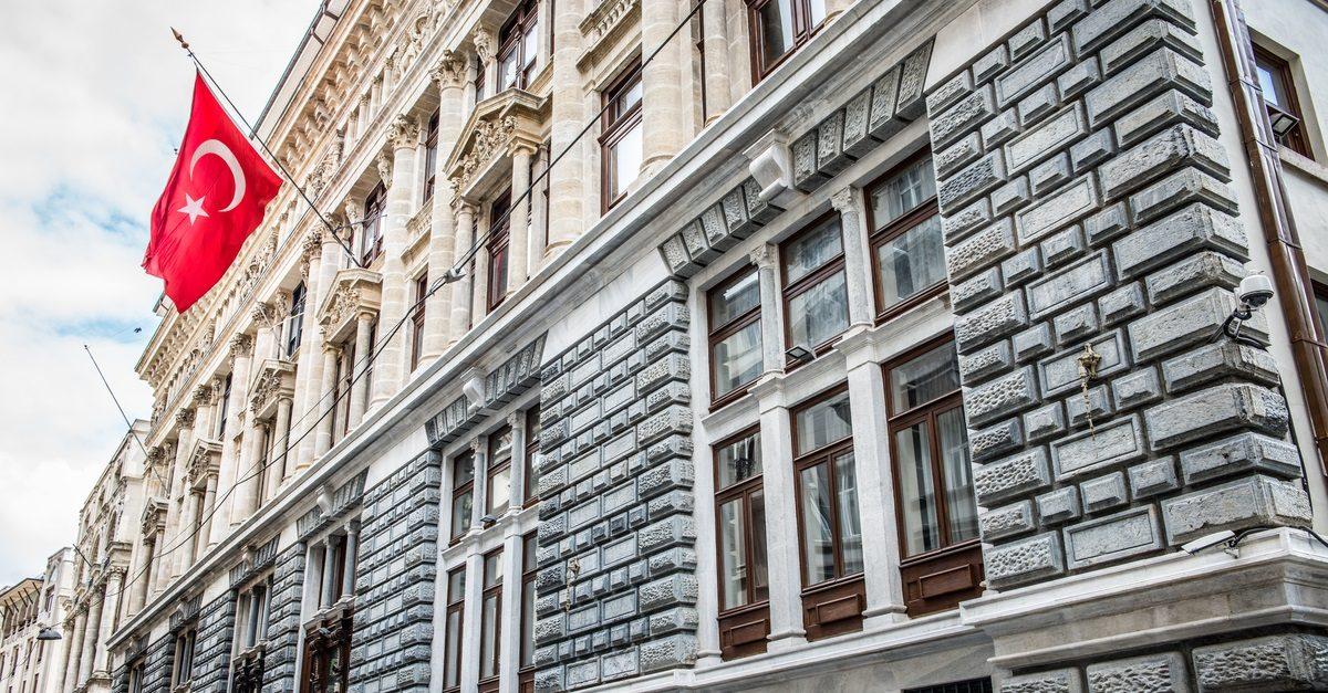 ЦБ Турции: лира под прицелом