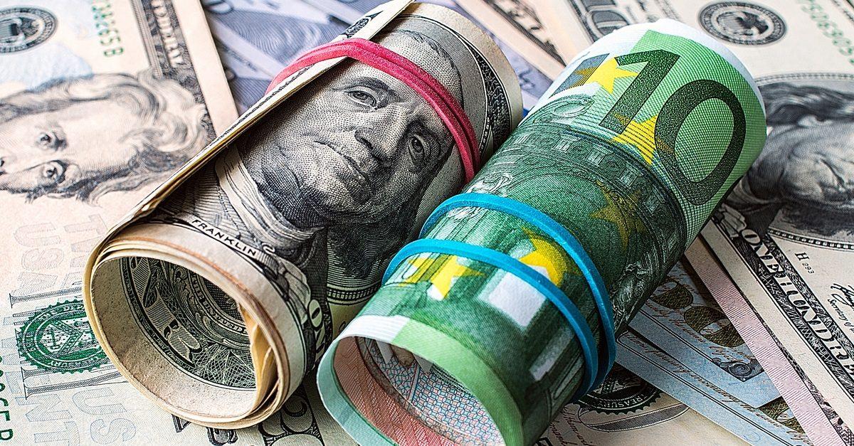 EUR/USD: Лагард и статистика