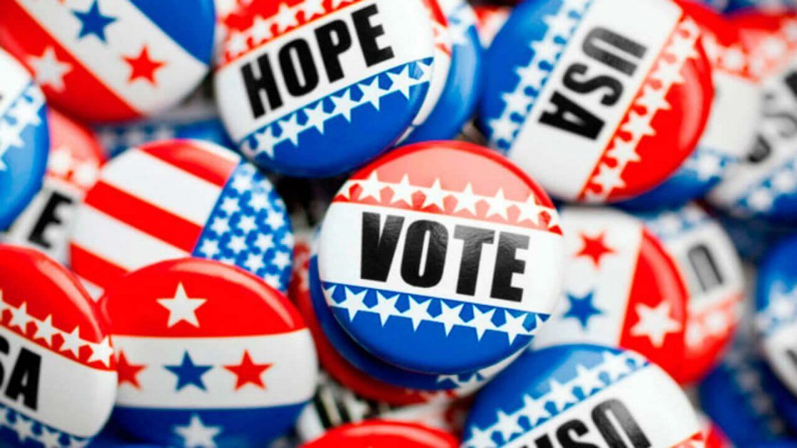 Выборы в США: очередное голосование