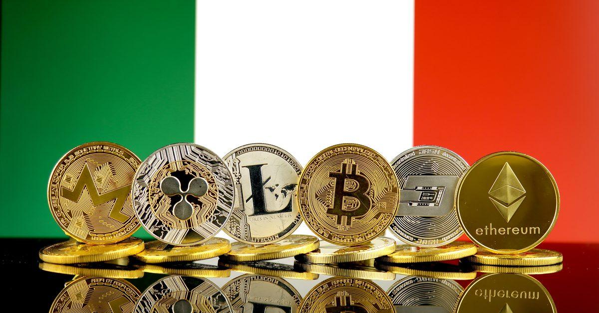 Италия: цифровые деньги пользуются спросом