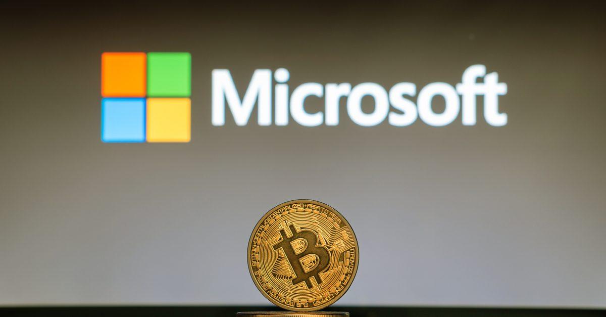 Новые механизмы майнинга: Microsoft впереди