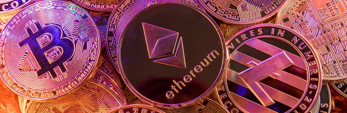 Неделя криптовалют: центром внимания становится ETH