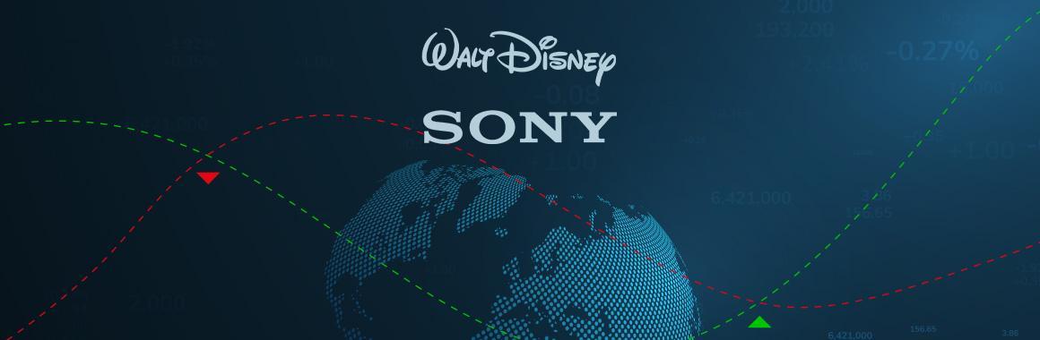 Акции Walt Disney и Sony - выживет ли индустрия развлечений?