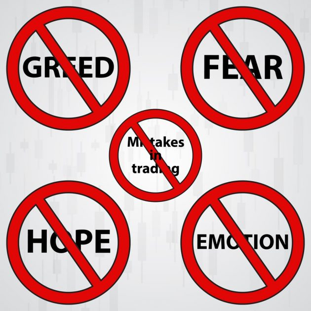 Страх - основной источник неудач в трейдинге