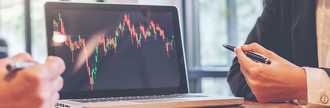 """Фигуры технического анализа: как торговать """"Ромб"""""""