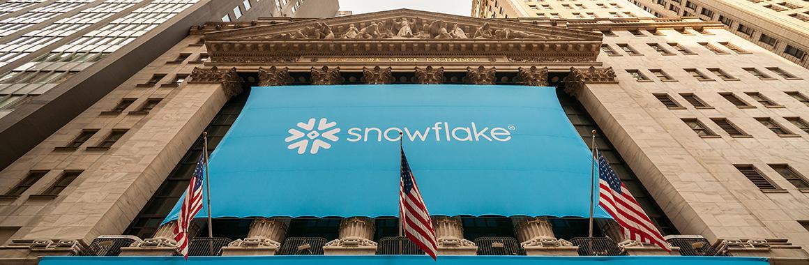 Убыточный Snowflake провёл крупнейшее IPO года