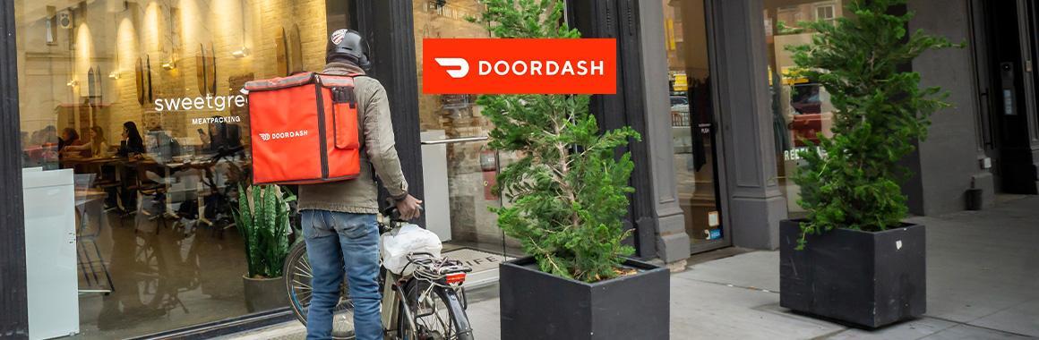 DoorDash, крупнейший доставщик еды в США, выходит на IPO