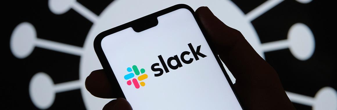 Перспектива поглощения спровоцировала рост акций Slack на 37 %