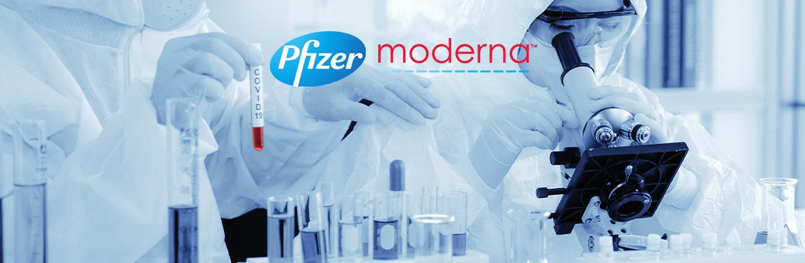 Справятся ли вакцины Pfizer и Moderna с новым штаммом COVID-19?