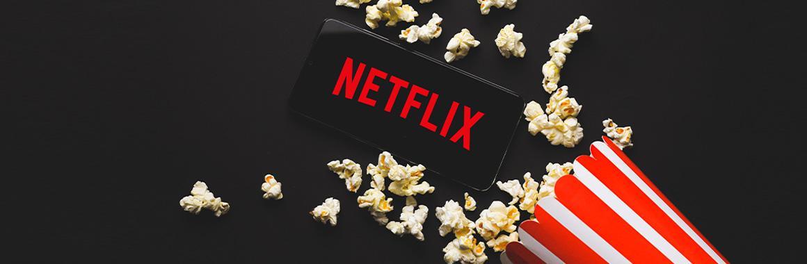 Акции Netflix скакнули почти на 17% после публикации отчёта