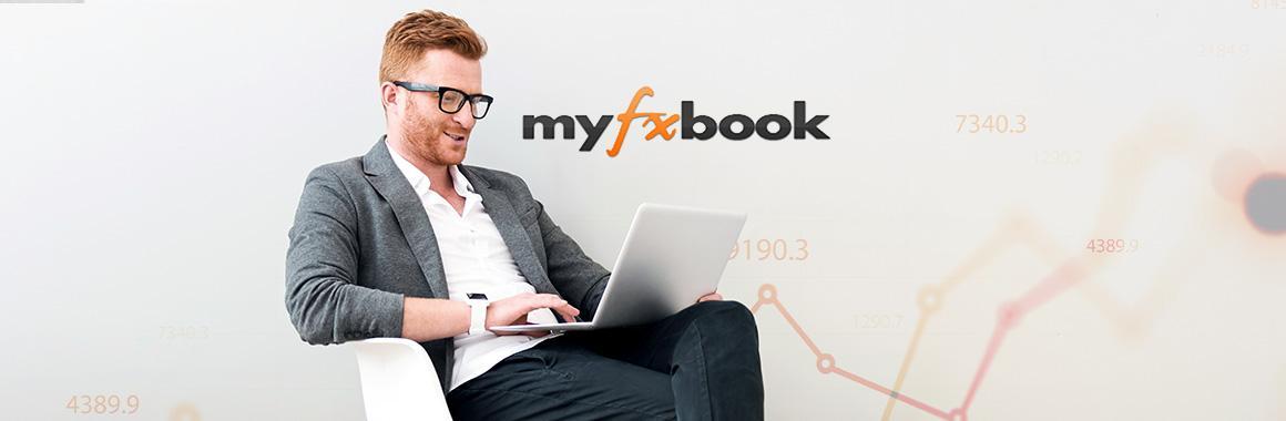 Как использовать MyFXBook в торговле на Форекс