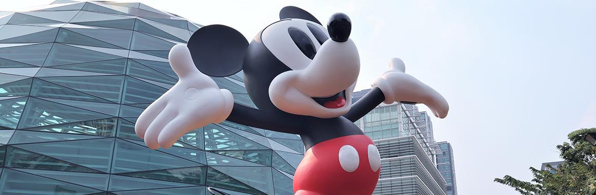 Почему подешевели акции Walt Disney?