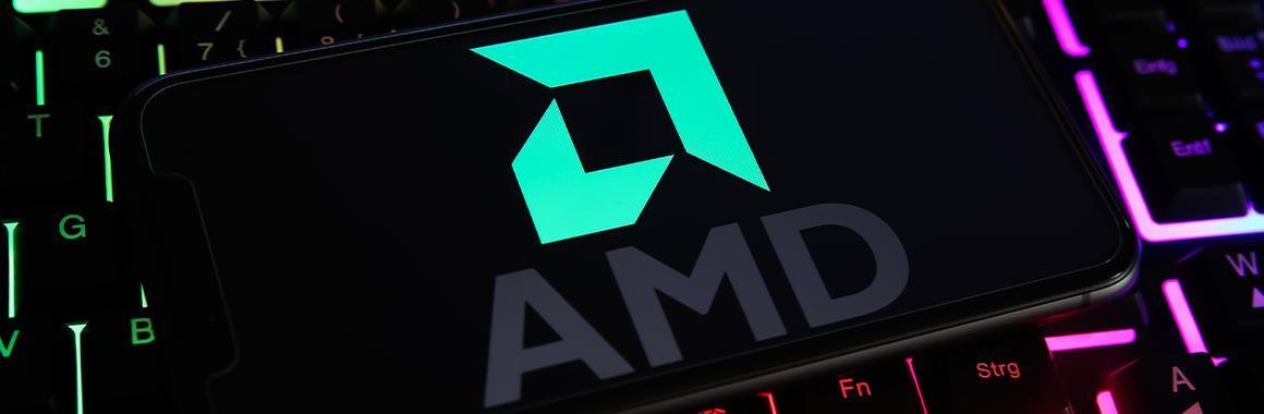 Акции AMD отреагировали на новость об обратном выкупе