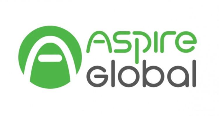 Логотип Aspire Global