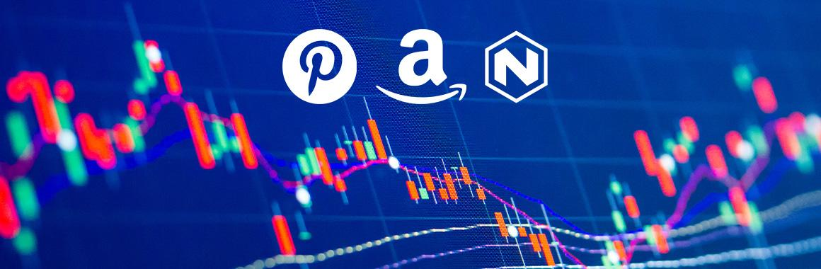 Почему подешевели акции Amazon, Pinterest и Nikola?