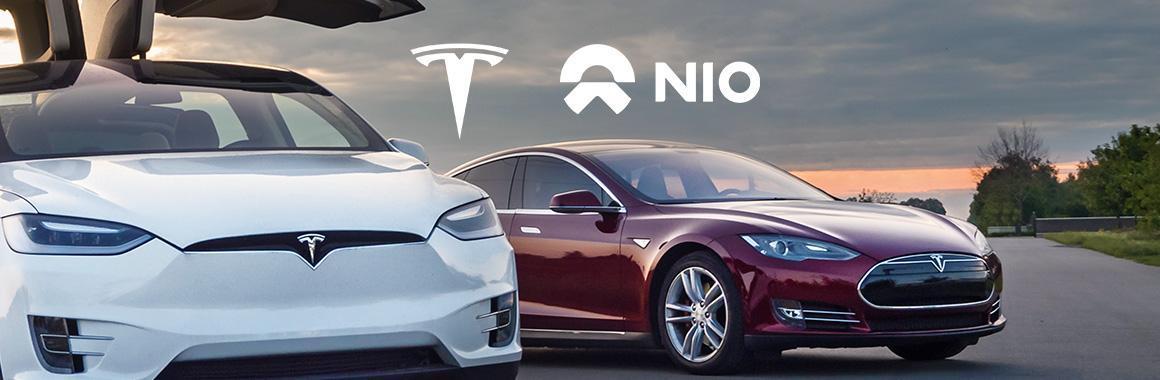 Акции Tesla и NIO подешевели из-за систем автопилота