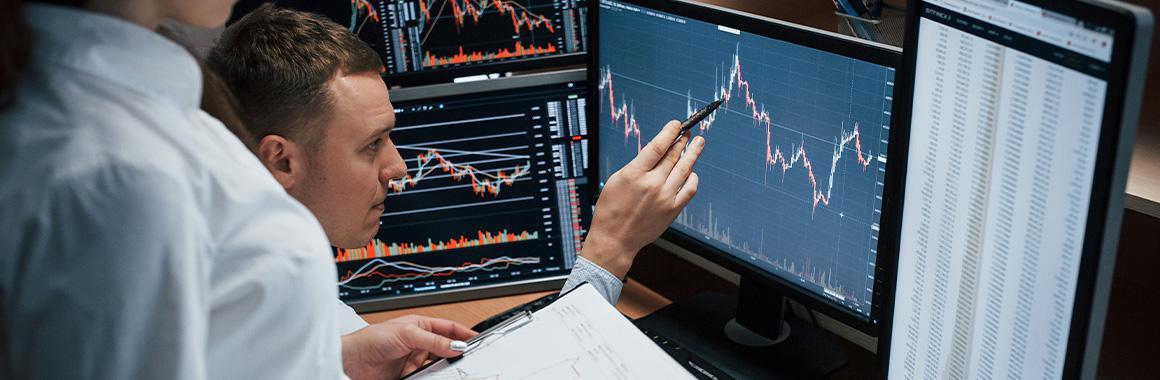 Як використовувати ковзну середню для покупки акцій?