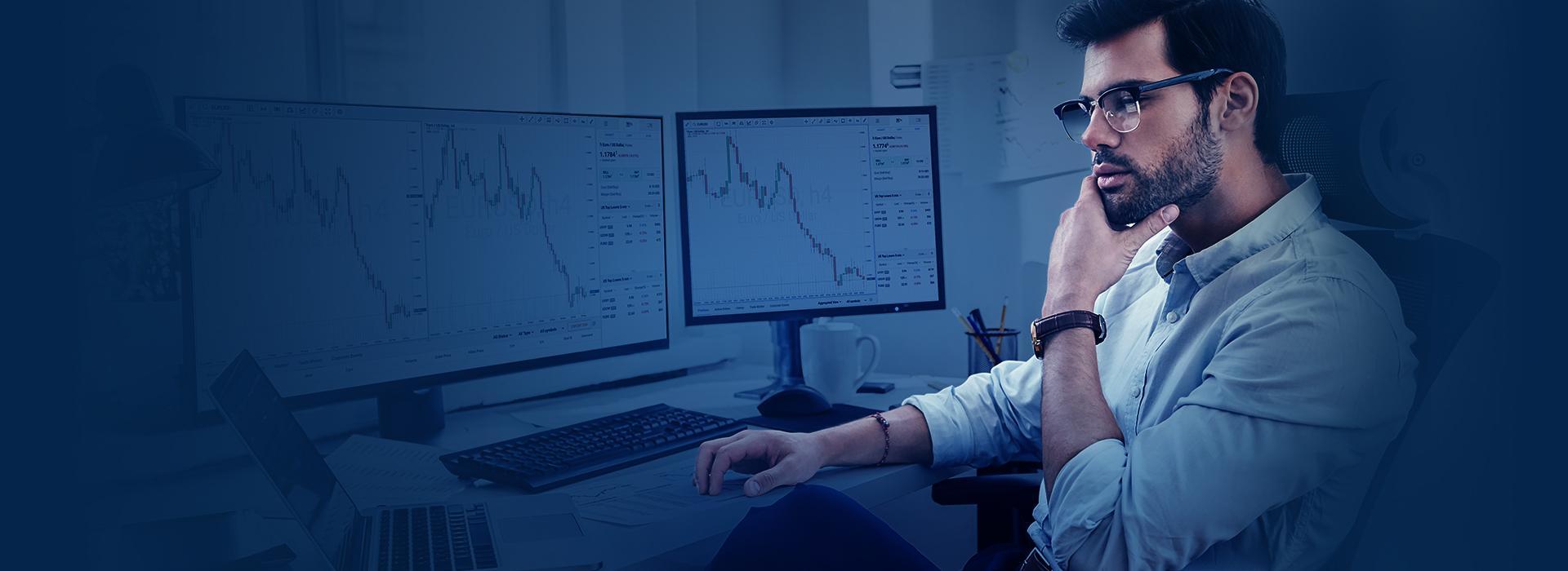 Фондовий ринок. Просунута торгівля