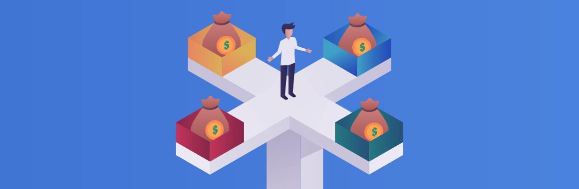 Як диверсифікувати свій інвестиційний портфель? Базовий підхід