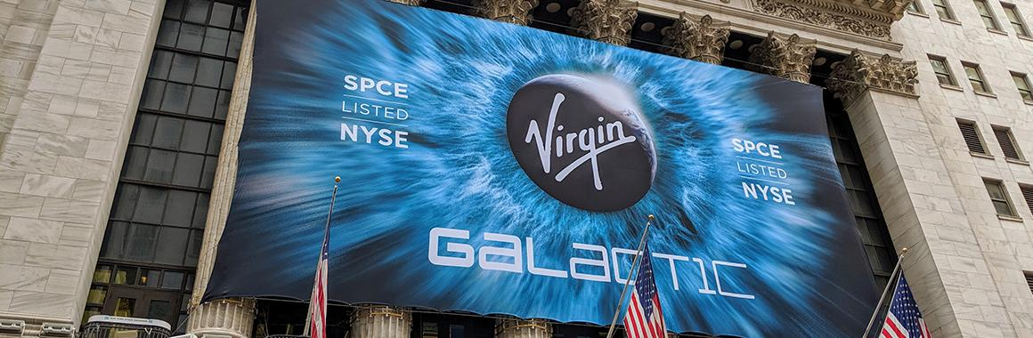 Чому подорожчали акції Virgin Galactic?