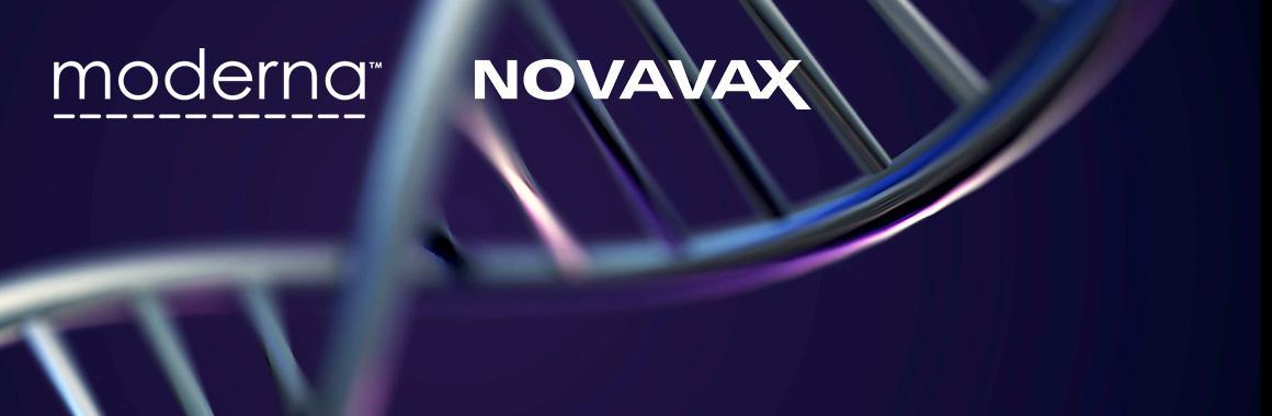 Чому акції Novavax і Moderna втрачають у ціні?