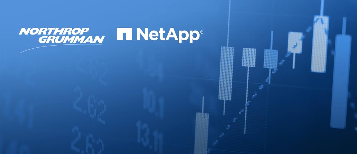 Northrop Grumman e NetApp possono guadagnare il 50% +