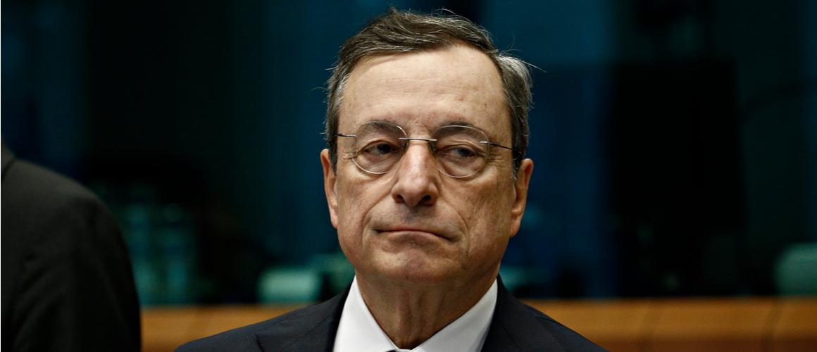 The Euro is listening to Draghi