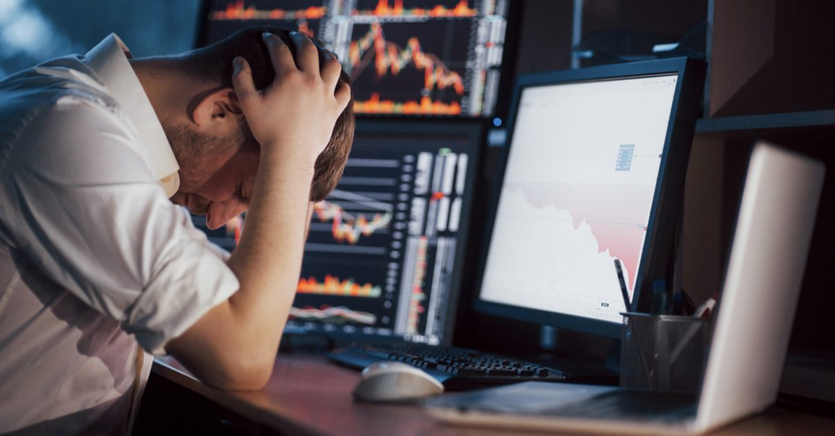 Psychology of losses - forex
