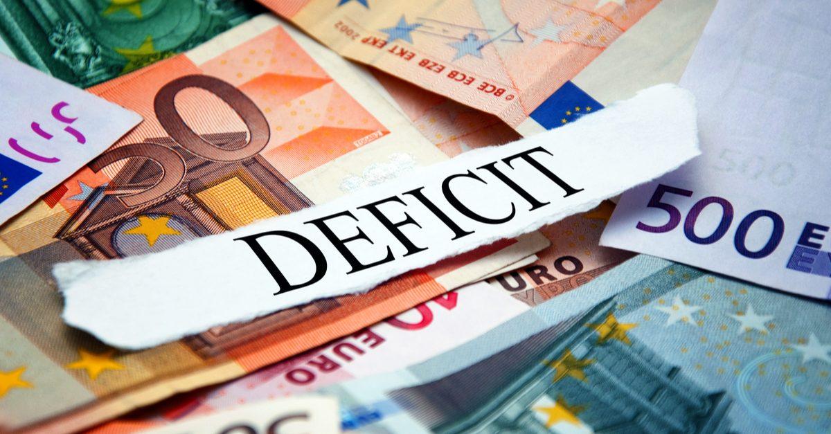 Haushaltsdefizit