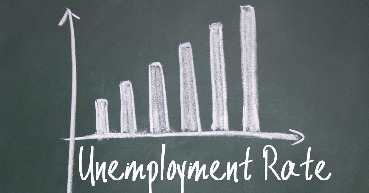 Taxa de desemprego