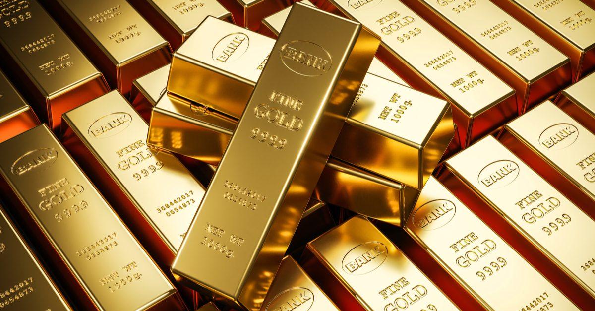 Investindo em ouro