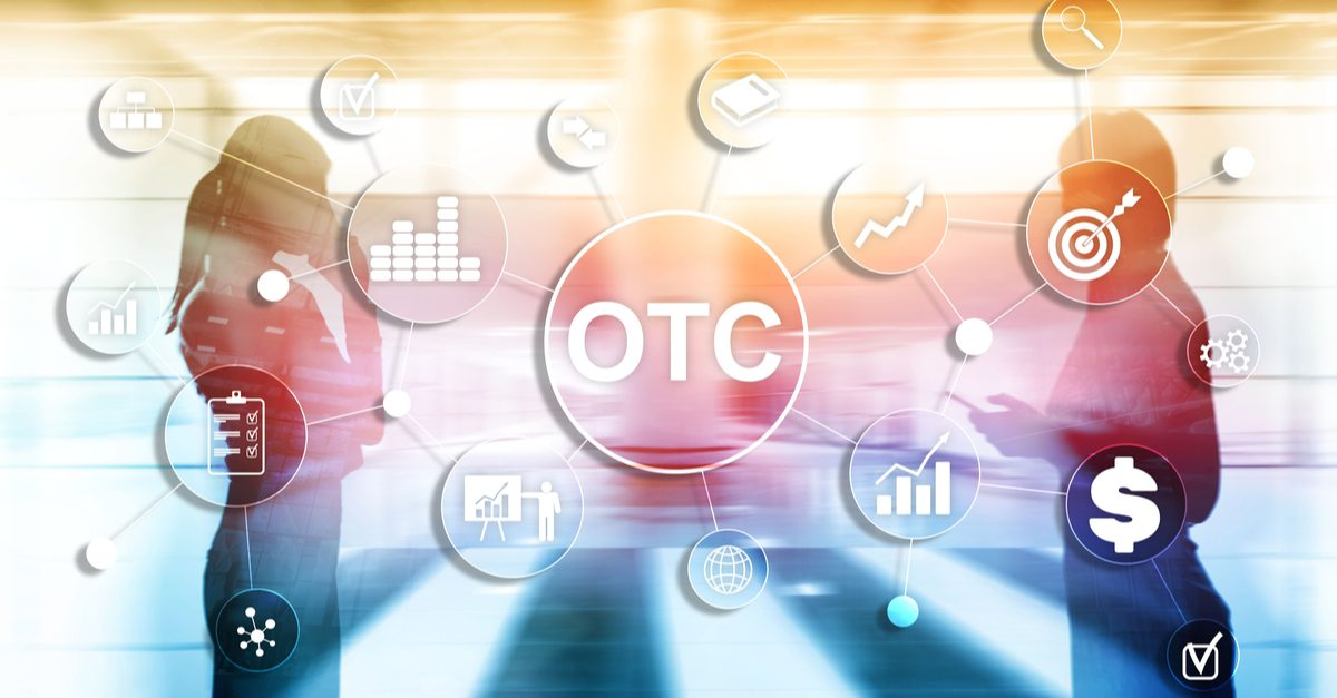 What is the OTC market?